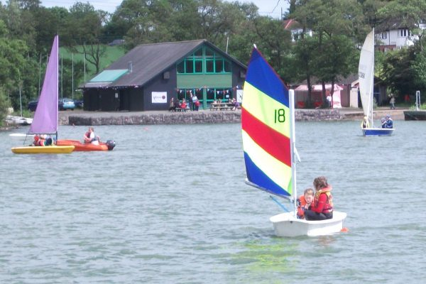 Clyde Cruising Club Dinghy Section 01