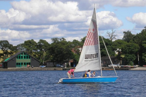 Clyde Cruising Club Dinghy Section 02