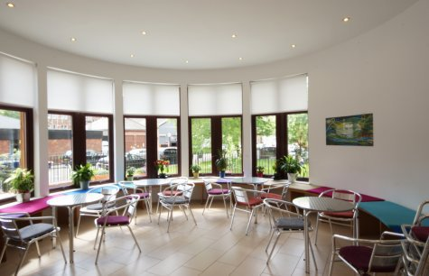 CRGP Langside Parish Church 5 garden room