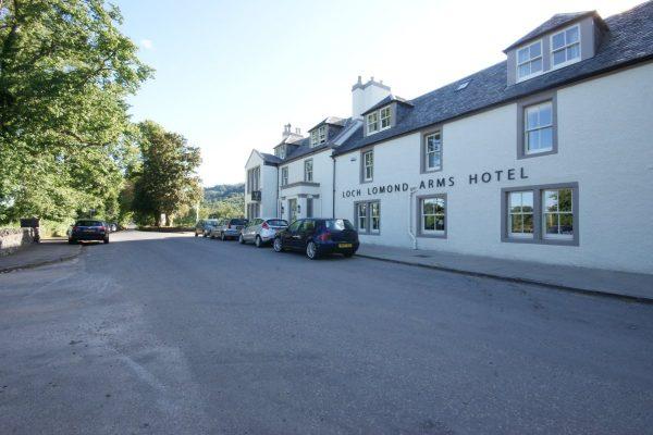 CRGP Loch Lomond Arms Hotel 01