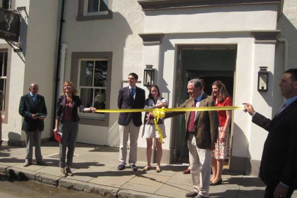 CRGP Loch Lomond Arms Hotel 04 opening