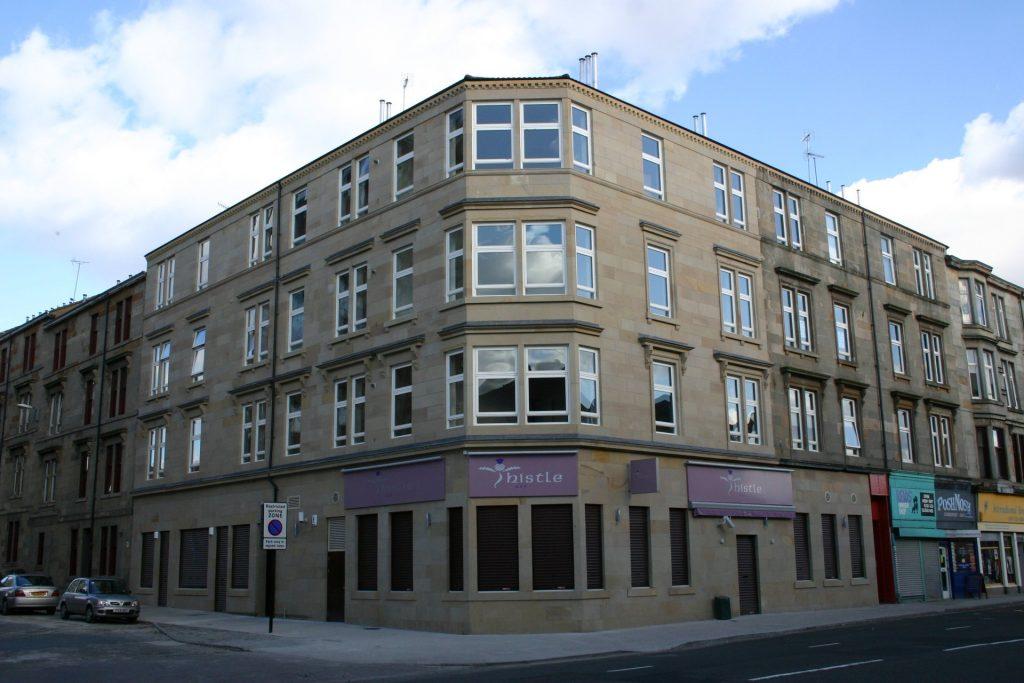 CRGP Maryhill Road Clarendon Street 05